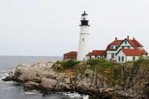 Maine Light-House