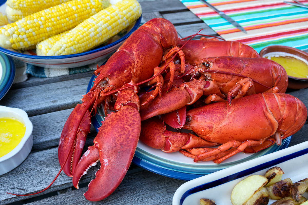 Lobster Bake - Kennebunk, Maine