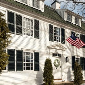 Our Kennebunkport, Maine B&B exterior