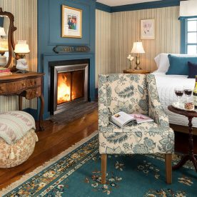 Sweet Haven Room at our Kennebunkport bed and breakfast