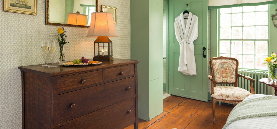 Exceptional Kennebunkport lodging - Lyman Room