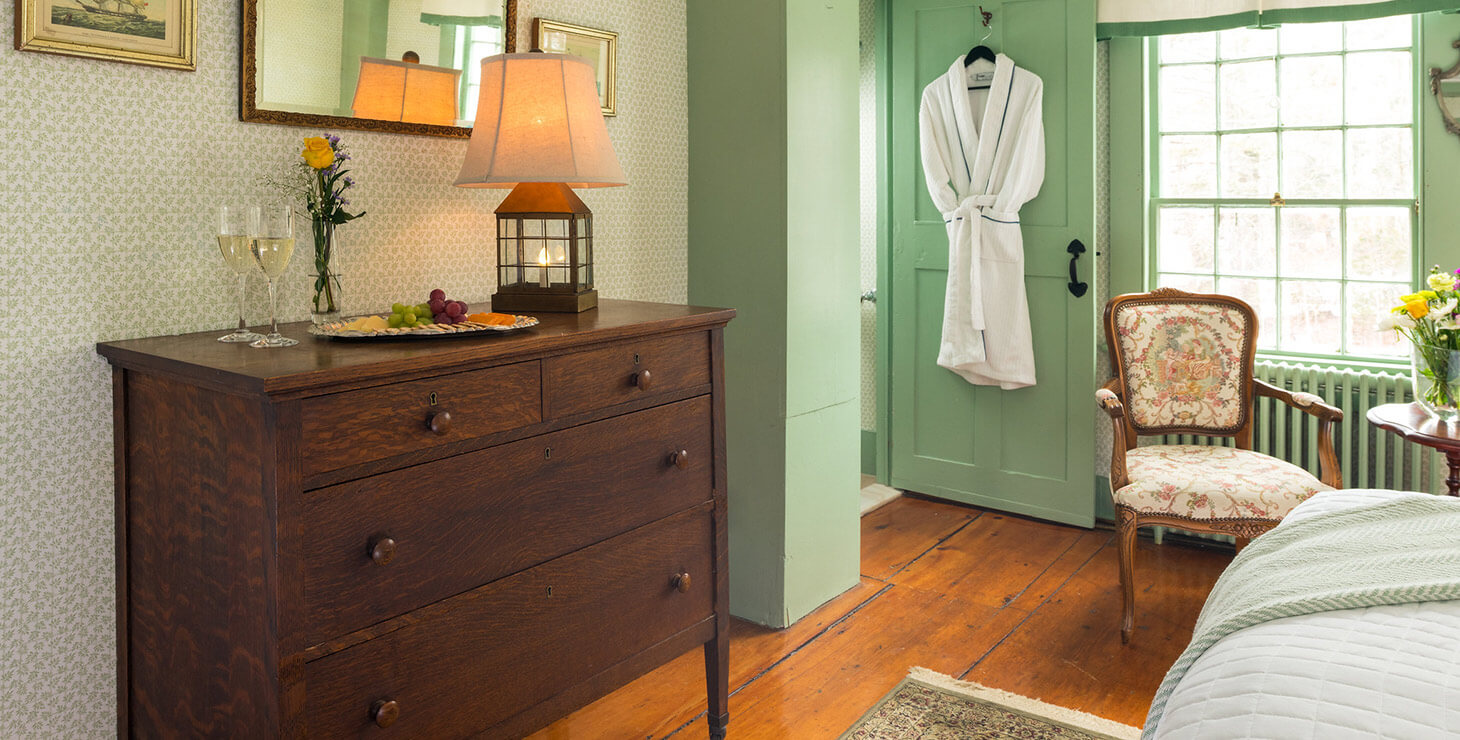 Lyman Room at our romantic Kennebunkport bed and breakfast