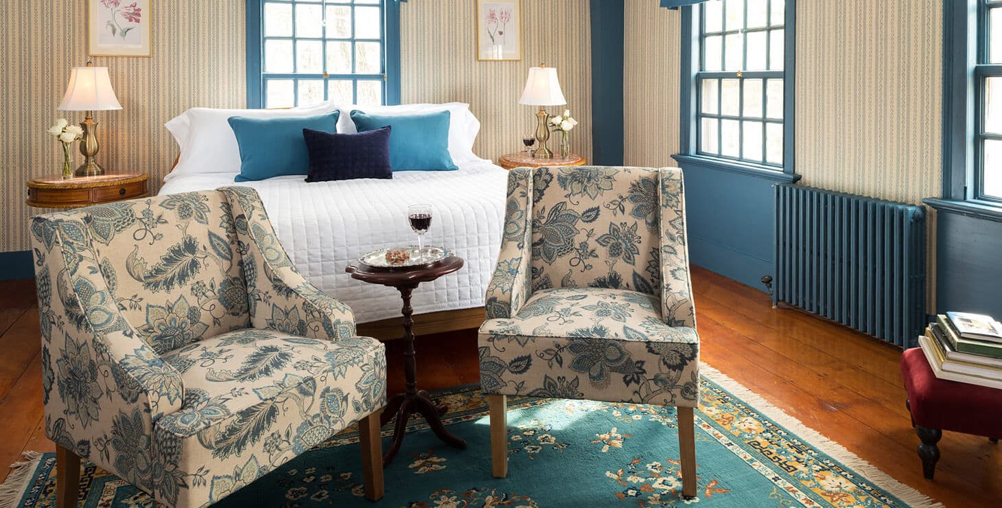 Sweet Haven Room at our Kennebunkport, Maine B&B
