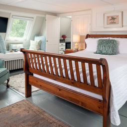 Waldo's Retreat Room at our Kennebunkport bed and breakfast