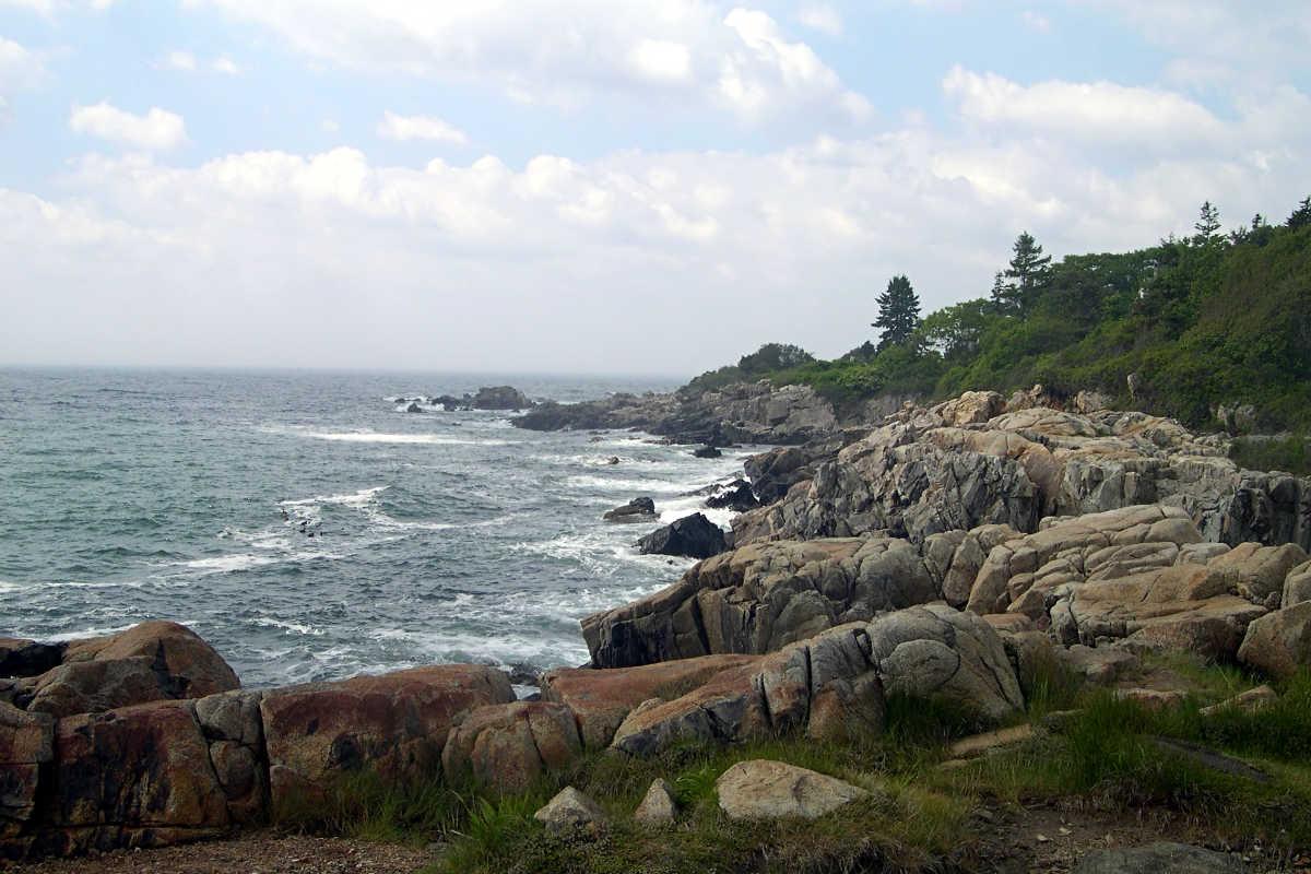 Walker's Point in Kennebunk, Maine