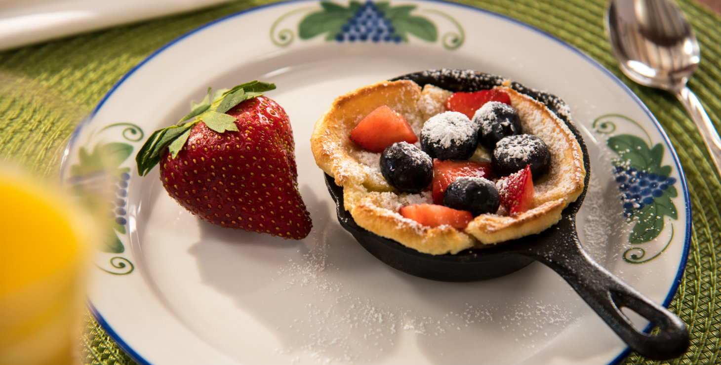 Breakfast at Waldo Emerson