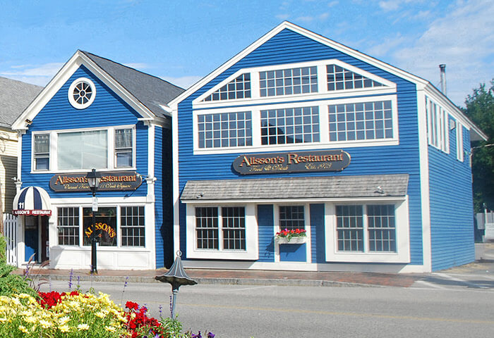 Top Kennebunkport Restaurants :: Guide to The Best Local Dining
