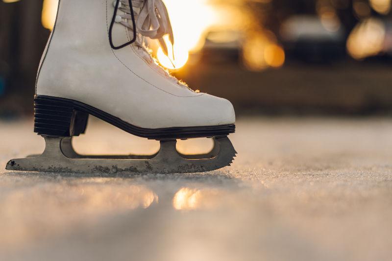Ice Skating in Kennebunkport