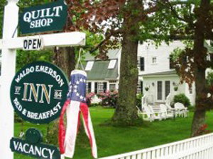Waldo Emerson Inn Kennebunk Maine