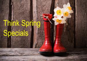 Think Spring in Kennebunk, Kennebunkport