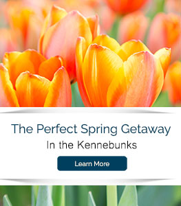 The Perfect Spring Getaway in the Kennebunks